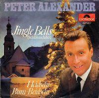 Cover Peter Alexander - Jingle Bells (Schlittenfahrt)