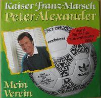 Cover Peter Alexander - Kaiser Franz-Marsch
