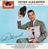 Cover Peter Alexander - Kann denn die Kinder keiner lehren, wie man spricht
