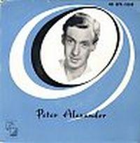 Cover Peter Alexander - La bella musica
