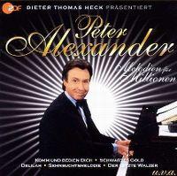 Cover Peter Alexander - Melodien für Millionen