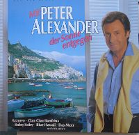 Cover Peter Alexander - Mit Peter Alexander der Sonne entgegen