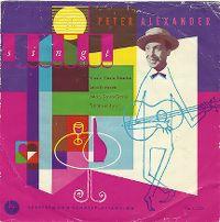 Cover Peter Alexander - Nicolo, Nicolo, Nicolino