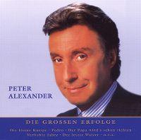 Cover Peter Alexander - Nur das Beste - Die grossen Erfolge