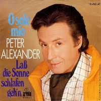 Cover Peter Alexander - O sole mio