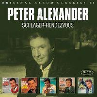 Cover Peter Alexander - Original Album Classics - Schlager-Rendezvous