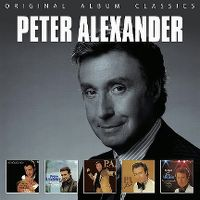 Cover Peter Alexander - Original Album Classics