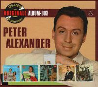 Cover Peter Alexander - Originale Album-Box