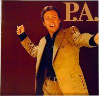 Cover Peter Alexander - P.A.