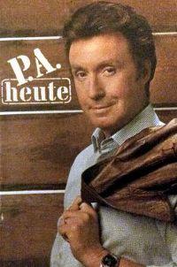 Cover Peter Alexander - P.A. heute