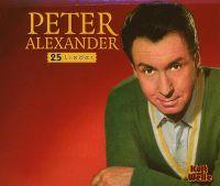 Cover Peter Alexander - Peter Alexander - 25 Lieder