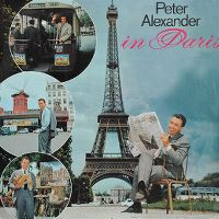 Cover Peter Alexander - Peter Alexander in Paris