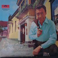 Cover Peter Alexander - Peter Alexander singt Wiener Lieder