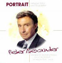 Cover Peter Alexander - Portrait