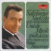 Cover Peter Alexander - Salzburger Nockerln