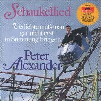 Cover Peter Alexander - Schaukellied