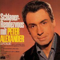 Cover Peter Alexander - Schlager-Rendezvous mit Peter Alexander (2. Folge)