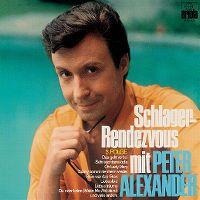 Cover Peter Alexander - Schlager-Rendezvous mit Peter Alexander (3. Folge)