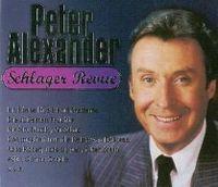 Cover Peter Alexander - Schlager Revue