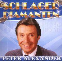 Cover Peter Alexander - Schlagerdiamanten