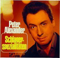 Cover Peter Alexander - Schlagerspezialitäten