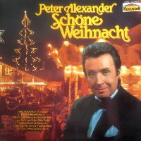 Cover Peter Alexander - Schöne Weihnacht mit Peter Alexander