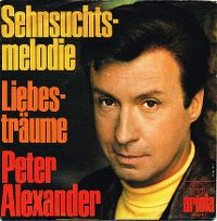 Cover Peter Alexander - Sehnsuchtsmelodie