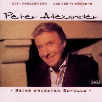 Cover Peter Alexander - Seine größten Erfolge
