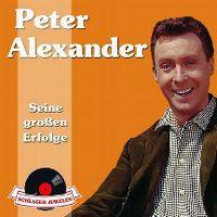 Cover Peter Alexander - Seine großen Erfolge - Schlager Juwelen