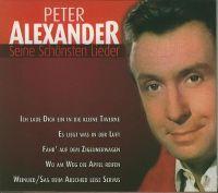 Cover Peter Alexander - Seine schönsten Lieder