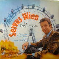 Cover Peter Alexander - Servus Wien
