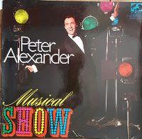 Cover Peter Alexander - Show