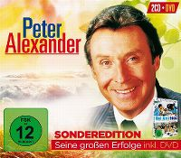 Cover Peter Alexander - Sonderedition - Seine grossen Erfolge