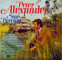 Cover Peter Alexander - Star-Portrait