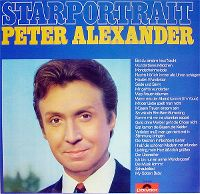 Cover Peter Alexander - Starportrait