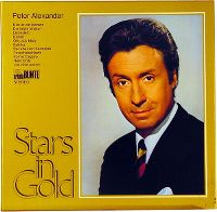 Cover Peter Alexander - Stars in Gold
