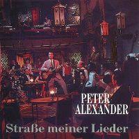 Cover Peter Alexander - Straße meiner Lieder