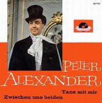 Cover Peter Alexander - Tanz mit mir