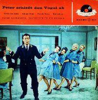 Cover Peter Alexander - Torero der Liebe