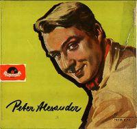 Cover Peter Alexander - Tschip-tschiu-tschi