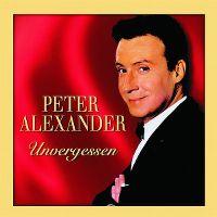 Cover Peter Alexander - Unvergessen