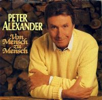 Cover Peter Alexander - Von Mensch zu Mensch