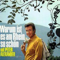 Cover Peter Alexander - Warum ist es am Rhein so schön