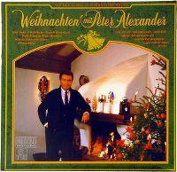 Cover Peter Alexander - Weihnachten mit Peter Alexander