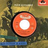 Cover Peter Alexander - Wenn das die andern wüßten (Ei-jei-jei)