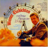 Cover Peter Alexander - Wiener G'schichten - 2. Folge