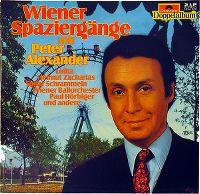 Cover Peter Alexander - Wiener Spaziergänge mit Peter Alexander