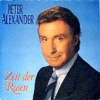 Cover Peter Alexander - Zeit der Rosen