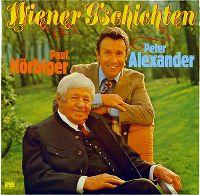 Cover Peter Alexander & Paul Hörbiger - Wiener G'schichten