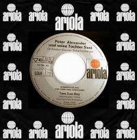 Cover Peter Alexander & Susi - Tom-Tom Boy